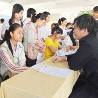 Nhiều Đại học tuyển sinh bằng phỏng vấn trực tiếp