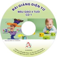 Mầm non lớp 4 tuổi - CD1