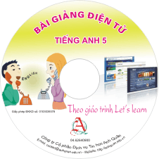 Tiếng Anh lớp 5