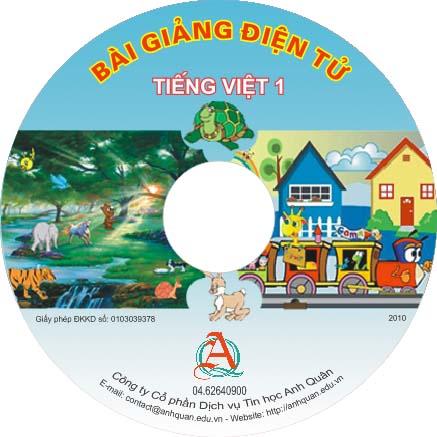 Tiếng Việt lớp 1 - Học kỳ I