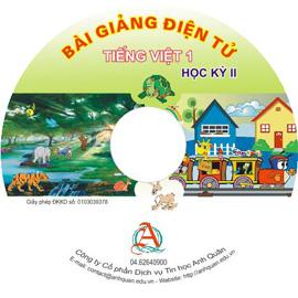 Tiếng Việt lớp 1 - Học kỳ II