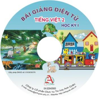 Tiếng Việt lớp 2 - Học kỳ I