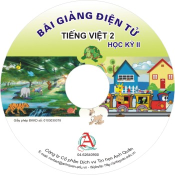 Tiếng Việt lớp 2 - Học kỳ II