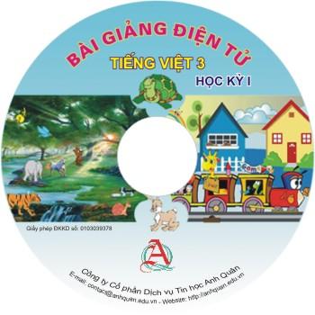 Tiếng Việt lớp 3 - Học kỳ I
