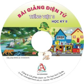 Tiếng Việt lớp 3 - Học kỳ II