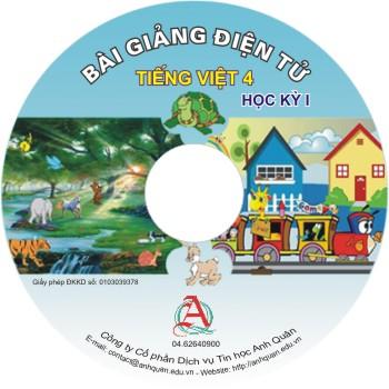 Tiếng Việt lớp 4 - Học kỳ 1
