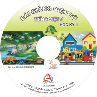 Tiếng Việt lớp 4 - Học kỳ 2
