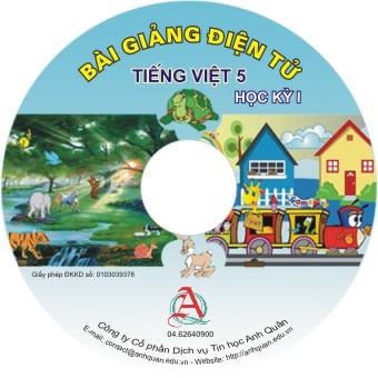 Tiếng Việt lớp 5 - Học kỳ 1