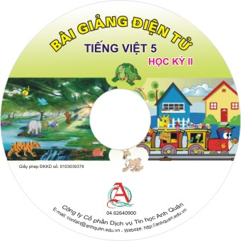 Tiếng Việt lớp 5 - Học kỳ 2