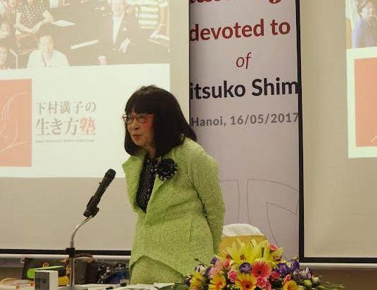 Gặp người phụ nữ tiên phong hồi sinh tâm hồn người Nhật